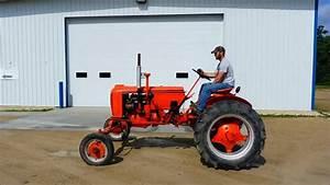 1949 Case Vac Tri Cycle Tractor