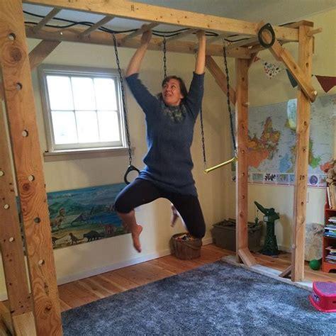 indoor monkey bars configuration  moveyourdna