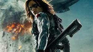 Bucky Barnes The Winter Soldier 60 Wallpaper HD