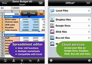 5 awesome spreadsheet apps for the iphone toronto With excel documents on iphone