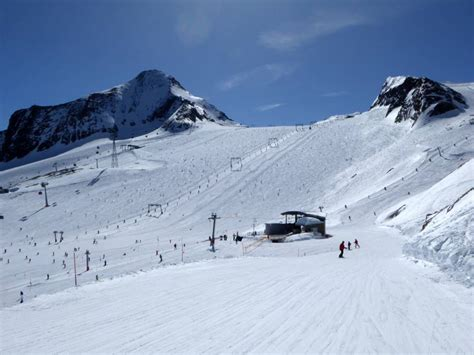 Slopes Kitzsteinhorn – Kaprun - Runs/ski slopes ...