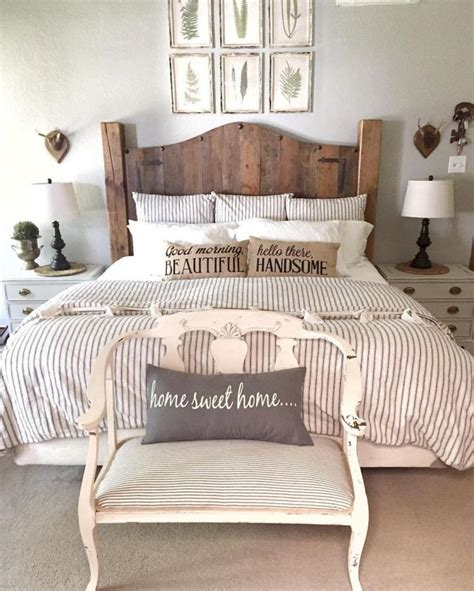 45+ Rustic Master Bedroom Decor Ideas