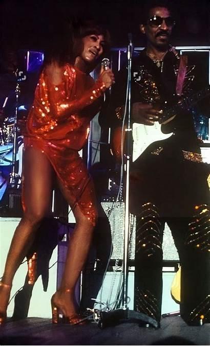 Tina Ike Turner 1974