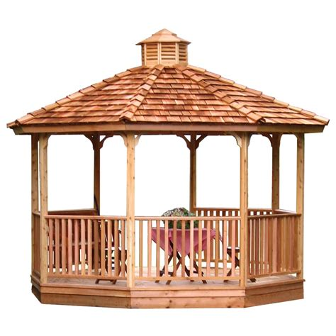 shop cedarshed common  ft   ft interior dimensions