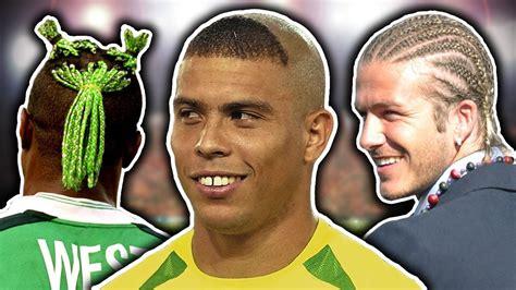 50 Worst Footballers' Haircuts