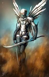 Anime Male Angel Armor | www.pixshark.com - Images ...
