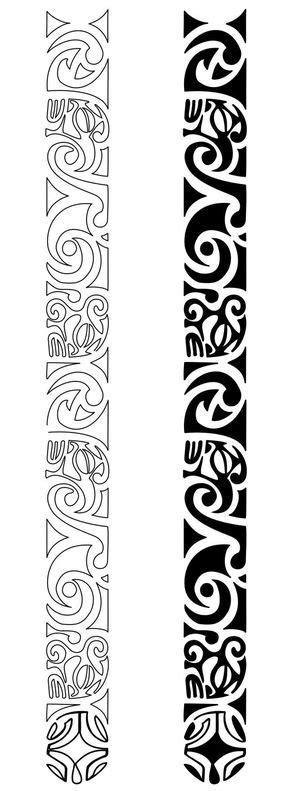 Pin von Haz Art auf Kalligrafie   Tattoo vorlagen, Tattoo ideen und Maorie tattoo vorlagen