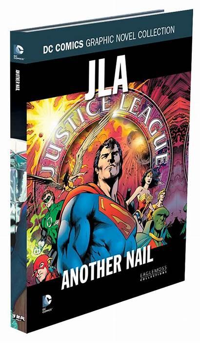 Dc Comic Eaglemoss Heroes Books Graphic Novel