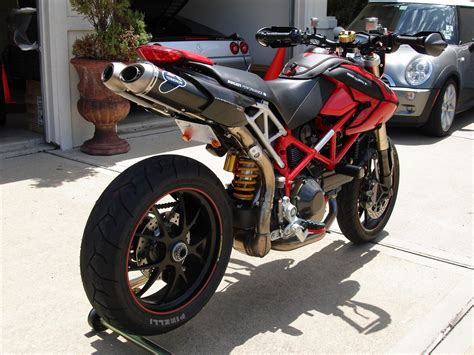 Ducati Hypermotard Modification by Ducati Hypermotard 1100 S Best Photos And Information Of