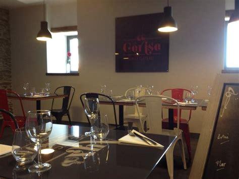 restaurant cadre sympa cadre sympa et menu original photo de maison forte