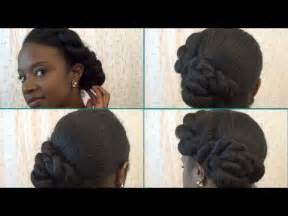 Hairstyles Natural Hair Updos