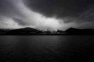 Free, Images, Beach, Landscape, Sea, Coast, Water, Nature, Ocean, Horizon, Cloud, Black, And