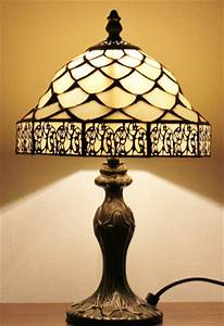 lucia light 8inch tiffany table lamp With lucia tiffany floor lamp