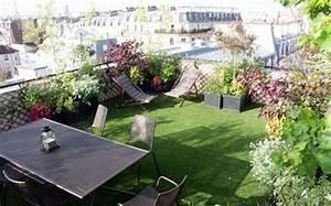 Aménager Une Terrasse : peut on am nager un balcon ou une terrasse frenchimmo ~ Melissatoandfro.com Idées de Décoration