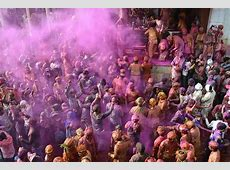 Holi 2017 When Is the Festival of Colors and How to