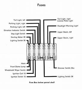 1957 Bus Wiring Diagram