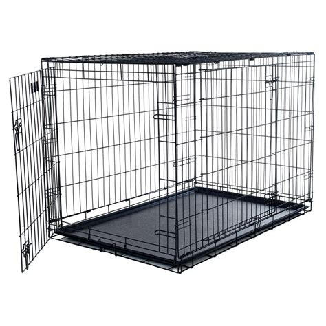 petmaker      foldable dog crate cage