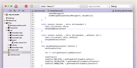 android programming language silver allows developers to make android apps using