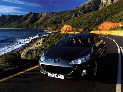 Peugeot 407 Photos Photogallery With 46 Pics Carsbasecom