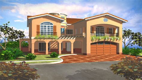 mediterranean homes plans mediterranean style house plans luxury mediterranean house