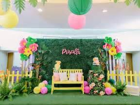 wedding backdrop manila kara 39 s party ideas tropically flamingo themed birthday