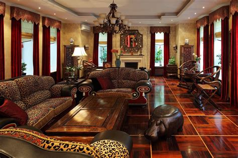 african style interior design ideas
