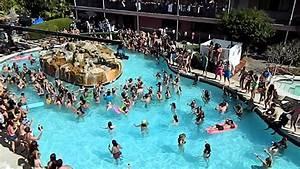 Spring Breakers - Selena Gomez pool party scene!!! - YouTube