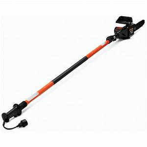 Shop Remington 10-in 8-Amp Corded Electric Pole Saw at