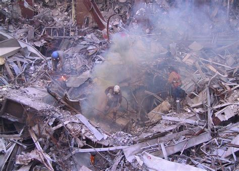 Never Before Seen Photos Of 911 Taken By First Responder