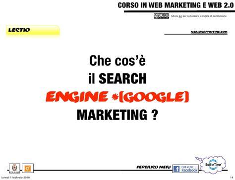Web Search Engine Marketing by Il Search Engine Marketing Sem E Adwords Trovare