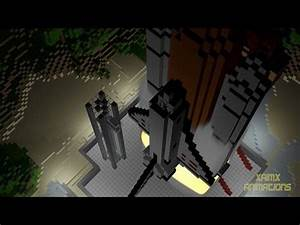 MineCraft Rocket Launch To Space! - YouTube