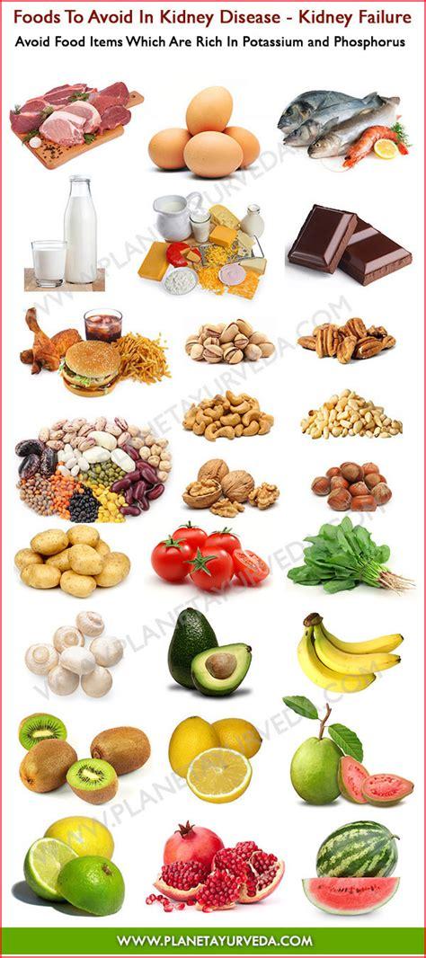 cuisine high food in kidney failure avoid dialysis