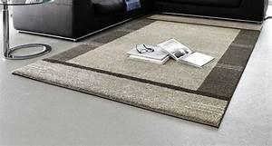samoa design tapis patchwork taupe 140x200 cm With tapis design avec canapé droit grande longueur