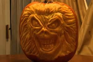 Pumpkin Carving Minion Templates by Iron Maiden Pumpkin Eddie Youtube