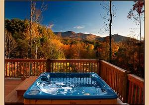 Bryson city north carolina cabin rentals great smoky for South carolina honeymoon cabins