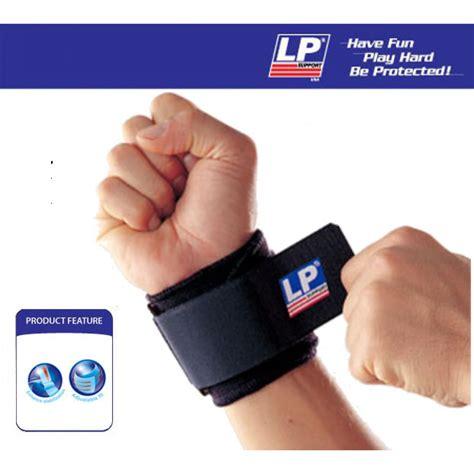 lp support wrist wrap 753