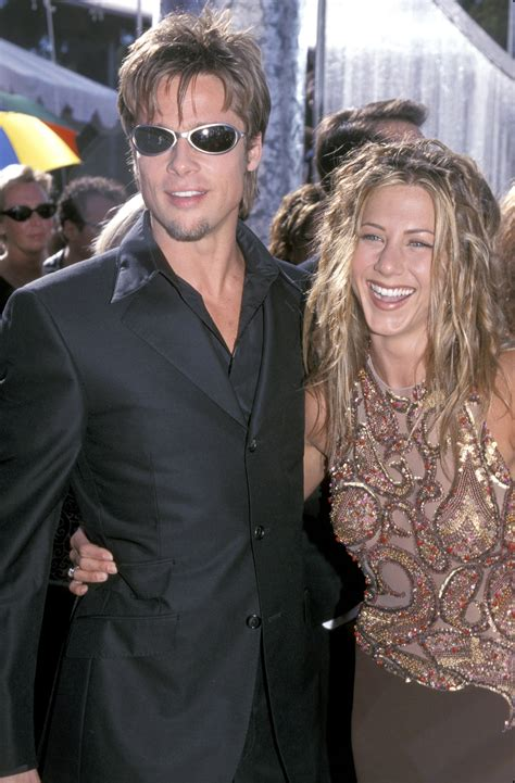 Brad pitt tipped paps about cheating on jennifer aniston with angelina jolie. Brad Pitt and Jennifer Aniston's Relationship: A Complete ...