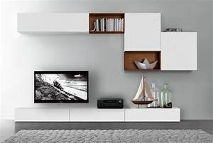 Moderne Tv Wand : tv m bel und wohnw nde ~ Sanjose-hotels-ca.com Haus und Dekorationen