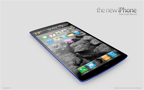 is the new iphone iphoneroot 187 concept photos of the new iphone 187 print