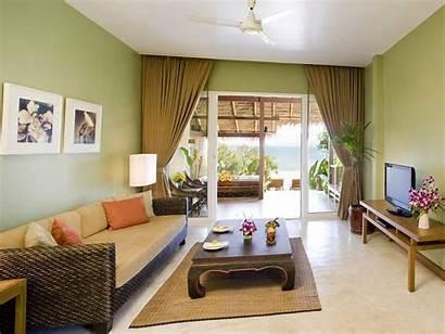 Paint Living Minimalist Interior Scheme Colors Rooms