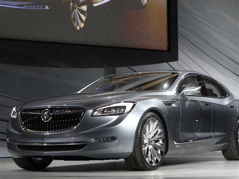 The Buick Concept Car Is Simply Beautiful