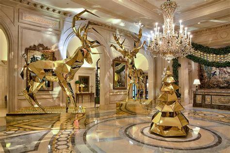 christmas decor at four seasons hotel luxury topics