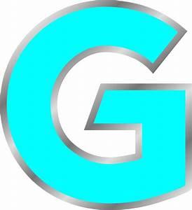 Letter G Clip Art at Clker.com - vector clip art online, royalty free & public domain  G