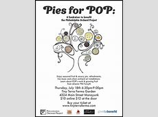 Tiny Terra Ferma's Pies For POP Event Serves Up Local