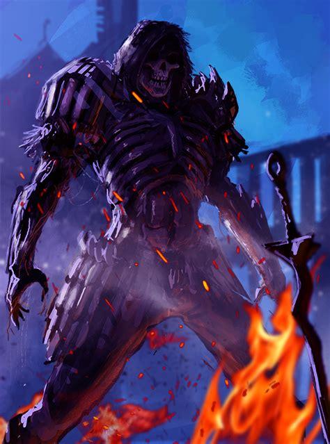 Dark Souls Hd Wallpaper Dark Souls Dark Wraith By Skizzleboots On Deviantart