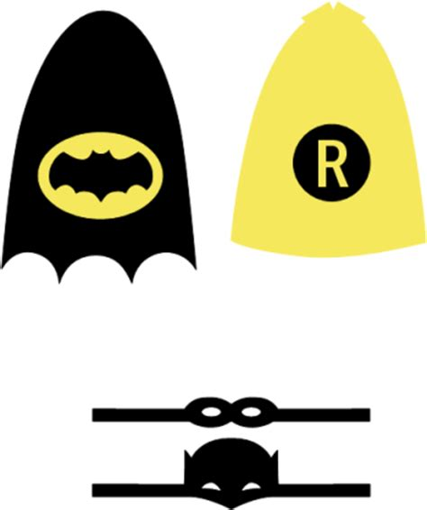 Lollipop Cape Template by Batman On By Gabriela Marroquin Lego Batman