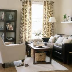 dark brown couch living room decor relaxed modern living