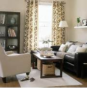 Living Room Curtains Decorating Ideas by Dark Brown Couch Living Room Decor Relaxed Modern Living Room Living Room