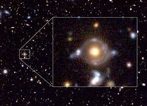 Ancient eye in the sky reveals galaxies – Astronomy Now