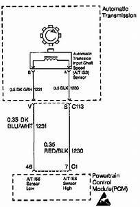 I Changed My Input Speed Sensor On My 97 Grand Prix Gtp   C